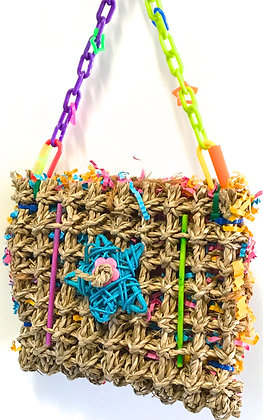 Birdtalk Bird Toys - Birdie Bag