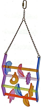 Birdtalk Bird Toys - Activity Ladder