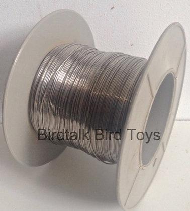 Birdtalk Bird Toys -5 Meters of 1mm Stainless Steel Wire