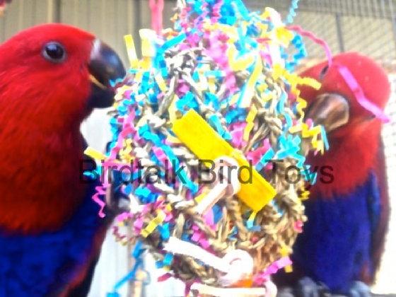 Birdtalk Bird Toys - Pickin Bag