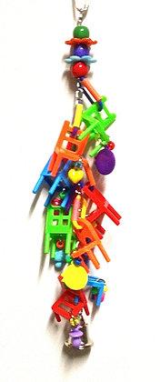 Birdtalk Bird Toys - Stack of Chairs