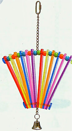 Birdtalk Bird Toys - Over The Rainbow