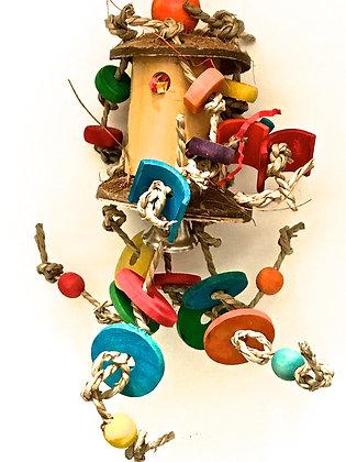 Birdtalk Bird Toys - Merry Go Round