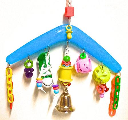 Birdtalk Bird Toys - Boomerang Buddy