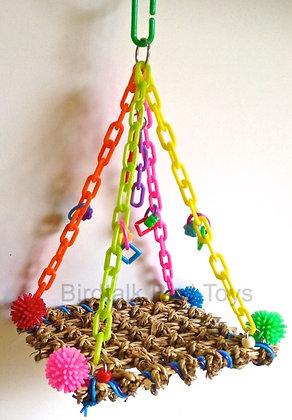 Birdtalk Bird Toys - Budgies Favorite Playground