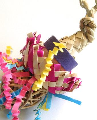 Birdtalk Bird Toys - Mexician Sombrero