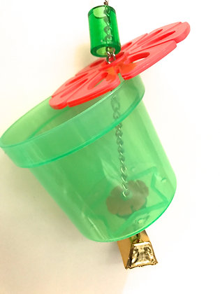 Birdtalk Bird Toys - Foraging cup