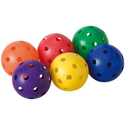 Birdtalk Bird Toys - Whiffle Ball 7cm