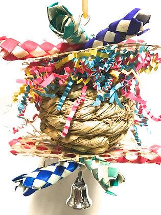 Birdtalk Bird Toys - Grass Ball