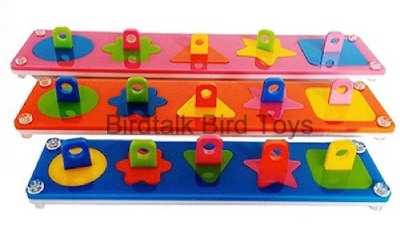 Birdtalk Bird Toys - Puzzle Toy