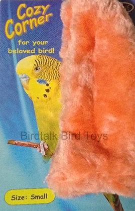 Birdtalk Bird Toys - Cozy Corner Small Salmon