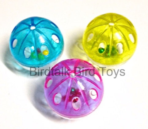 Birdtalk Bird Toys - 1 Jingle Ball