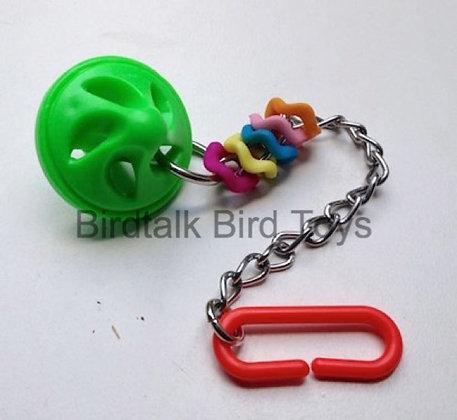 Bird Talk Bird Toys -Spinning Top Toy Base Toy Parts