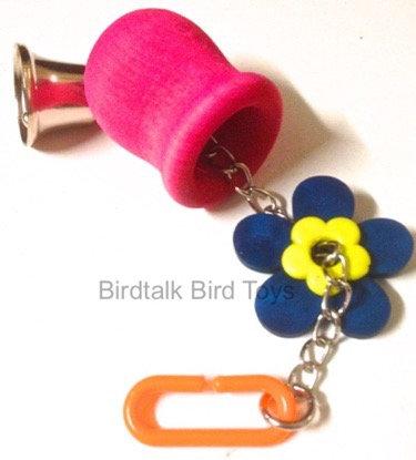Birdtalk Bird Toys - Mini Foraging Treat Pot