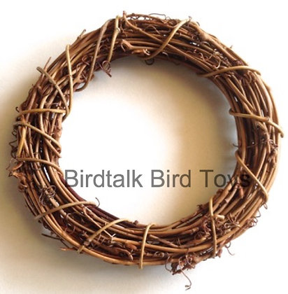 Birdtalk Bird Toys - Stick Vine Wreath