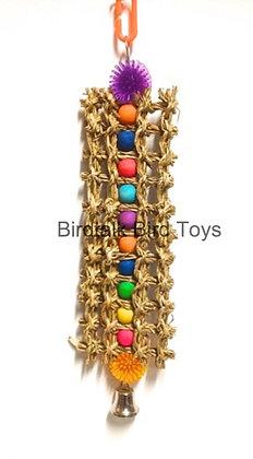 Birdtalk Bird Toys - Birdie Waffle