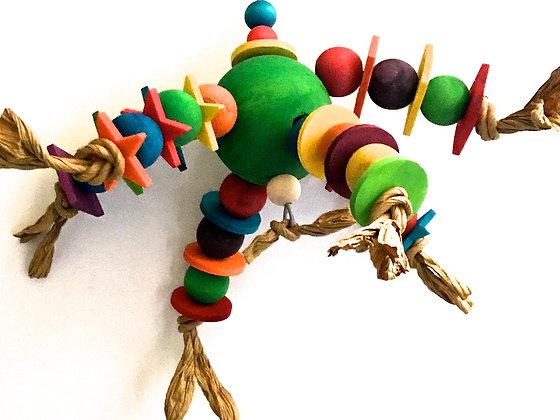Birdtalk Bird Toys - Orbit