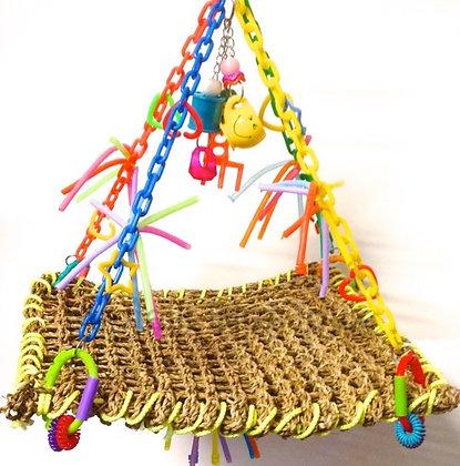 Birdtalk Bird Toys - Hanging Playground