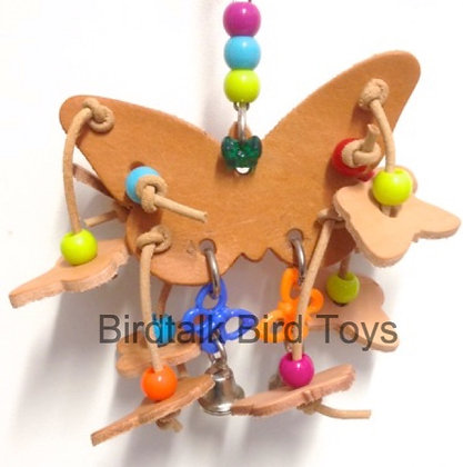 Birdtalk Bird Toys - Butterflys on Butterfly