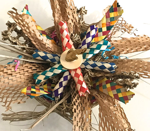 Birdtalk Bird Toys - Basket of Goodies