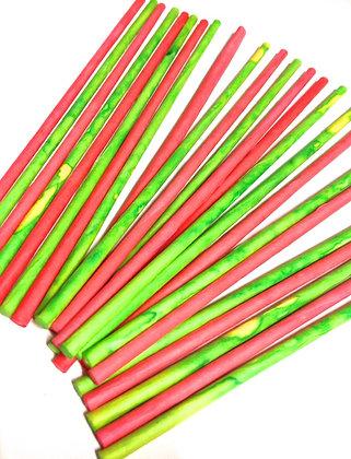 Birdtalk Bird Toys - 10 Christmas Lollypop Sticks