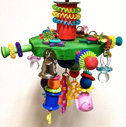 Birdtalk Bird Toys - Carousal