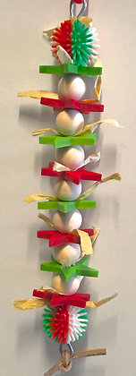 Birdtalk Bird Toys - Christmas Stars