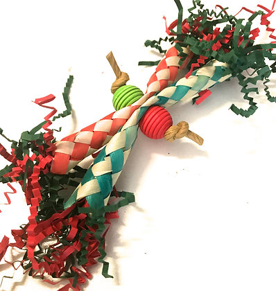 Birdtalk Bird Toys - Christmas Cracker