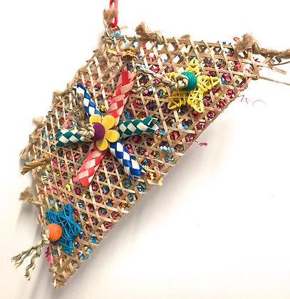 Birdtalk Bird Toys - Birdie Wallet