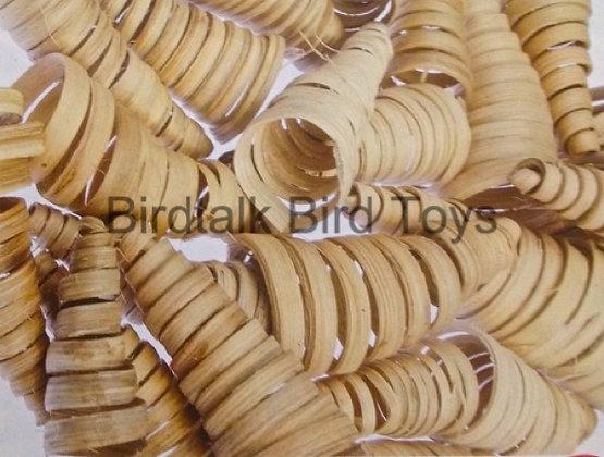 Birdtalk Bird Toys - 1 Cane Spiral