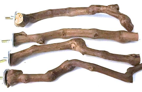 Birdtalk Bird Toys -  Grapevine Natural Perch 25cm