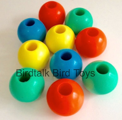 Birdtalk Bird Toys - 1 Giant Bead