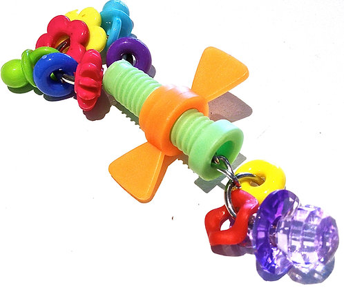 Birdtalk Bird Toys - Wingnut