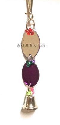 Birdtalk Bird Toys - Mirror Mirror