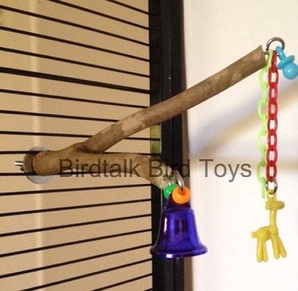 Birdtalk Bird Toys - Budgies Favorite Perch