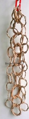 Birdtalk Bird Toys  1meter of Natural Vine Chain
