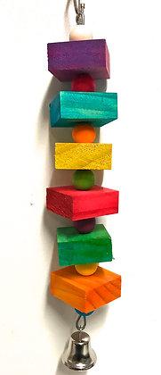 Birdtalk Bird Toys - Blocks and Balls