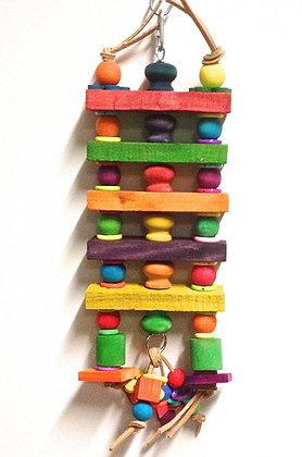 Birdtalk Bird Toys - Woodchipper