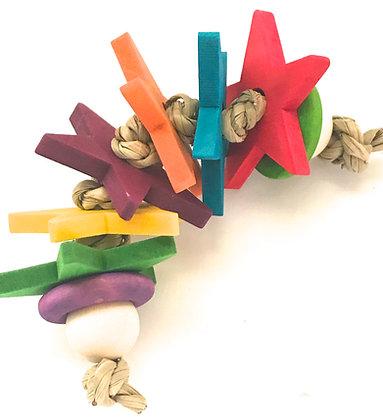 Birdtalk Bird Toys - Stars