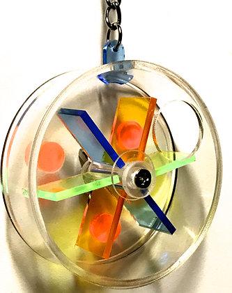 Birdtalk Bird Toys - Foraging Wheel