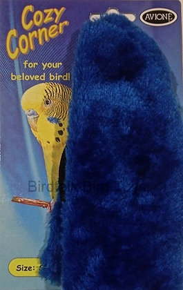 Birdtalk Bird Toys - Cozy Corner Small Blue
