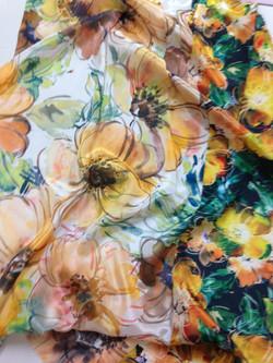 Florals 花柄 図案 デザイン