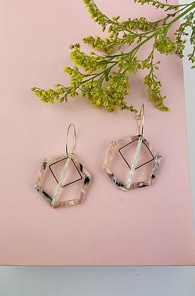 Aloe Earrings: UK independent jewellers, Independent makers, Independent crafts, UK Makers