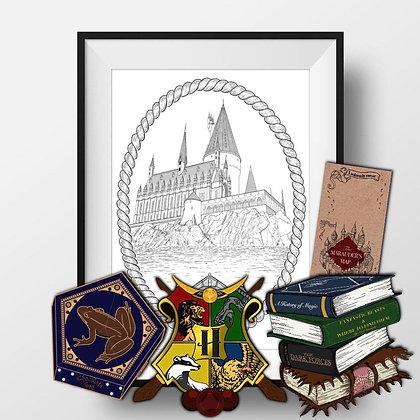 Slingsby Illustrates: UK printmakers, Independent makers, Independent crafts, UK Makers