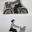 Rabbott Illustration: UK printmakers, Independent makers, Independent crafts, UK Makers