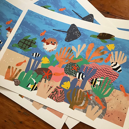 Lizzie Lomax: UK printmakers, Independent makers, Independent crafts, UK Makers