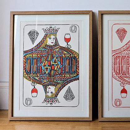 Clarity Prints: UK printmakers, Independent makers, Independent crafts, UK Makers