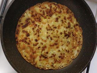 Uttapam - Savory Vegan Pancakes