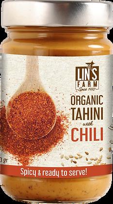 Organic Tahini with Chili