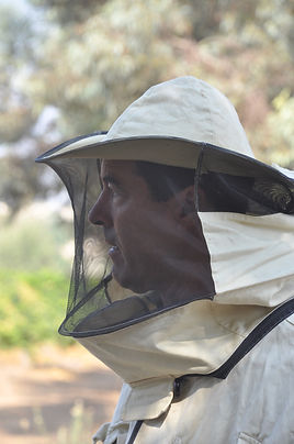 Lin's Farm Beekeeper Yuval Lin